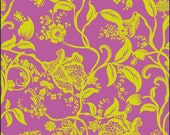 Art Gallery, Dreaming in French, Berry Coquette fabric, 1 yard