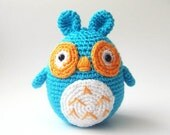 decorative owl, plush owl , owl toy , stocking stuffers,christmas gift for kids,for her,for him