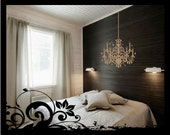 Elegant Chandelier - Vinyl Decal