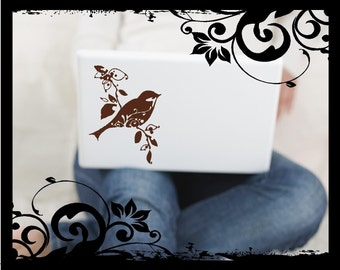 Sweet Song Bird - Vinyl Decal