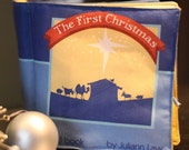 The First Christmas Soft-book