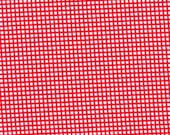 Perfect for Little Red Riding Hoods - Red Gingham 1\/2 Yard Cut