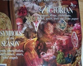 Christmas Ornaments Victorian Better Homes and Gardens 1991 Issue