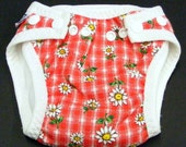 Set of Three AIO Chloe Toes Diapers Size Newborn