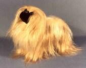 "Pekingese SEWING PATTERN for 8"" Puppy Dog Stuffed Animal Plushie Toy Bear Friend"