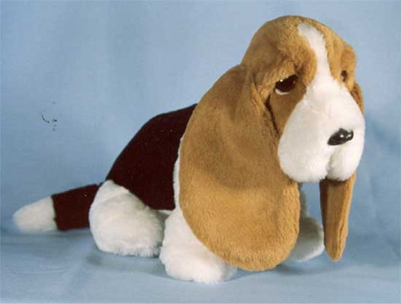 ... Puppy Dog Soft Sculpture Stuffed Animal Plushie Bear Friend on Etsy Y Dog Names