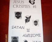 Jesus Crispies Number 1 ZINE