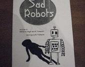 Sad Robots Mini Comic