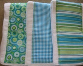 The Quinn Burp Cloth Collection