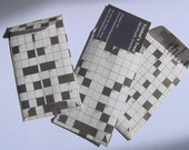 PIF - Crossword Business Card Envelopes (3)
