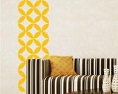 Cat's Eye Wall Decals Pattern - Vinyl Stickers Art