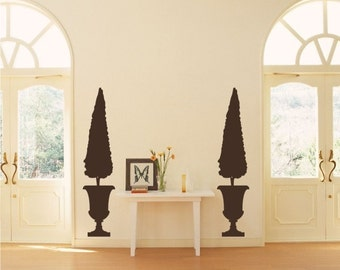 Topiary Wall Decal