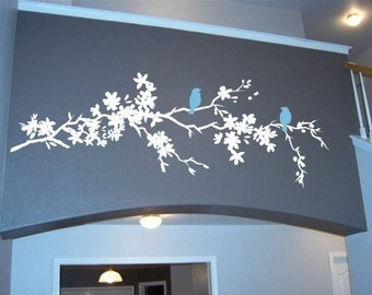 Tree Wall Decal Nature's Longing - Wall Decals Stickers