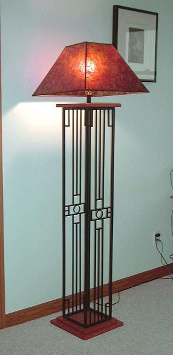 Southwestern Sun Design Welded Steel And Wood Floor By