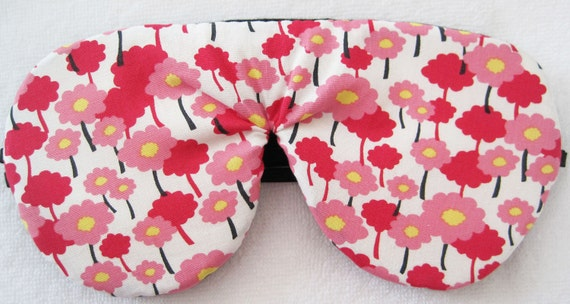 Luxury Certified All Organic Cotton Eye Mask Sleep Mask