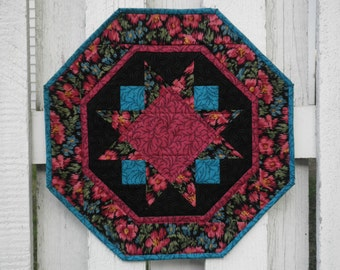 Quilted Star Table Topper (EDTT25)