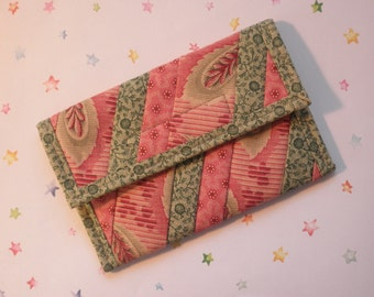 Quilted Coin Purse (CP056)