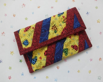 Quilted Coin Purse (CP064)