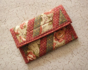 Quilted Coin Purse (CP076)