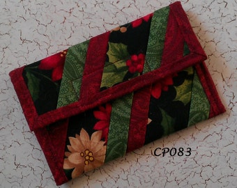 Quilted Coin Purse (CP083)