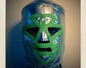 Luchador Mask Pattern