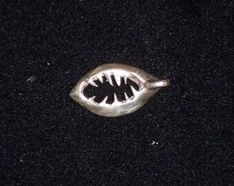Vagina Dentata - Silver Charms