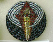 Egyptian Abstract Mosaic