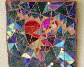 Broken Heart - Original Mosaic