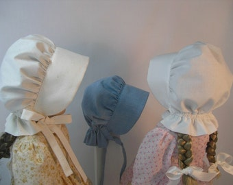 1854SB  Sunbonnet for Kirsten or Other 18 Inch Dolls