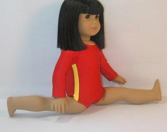 213 - 18 Inch Doll Clothes Gymnastics Leotard for Ivy