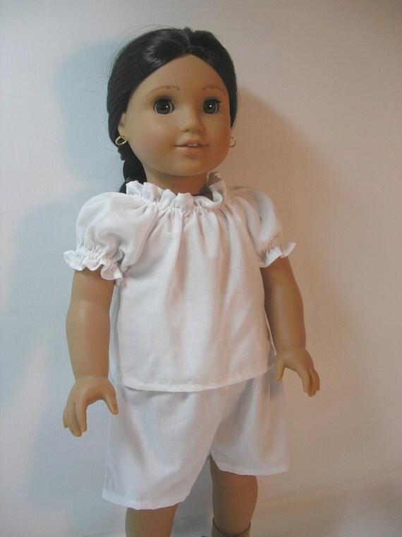 1824-101 Camisa American Girl Josefina 18 Inch Doll