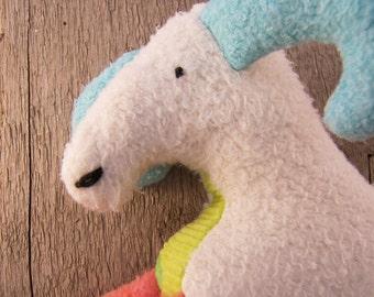 Eco Stuffed Animal Goat Doll Plush Toy