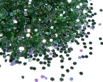 Seafoam green Glitter 25grams