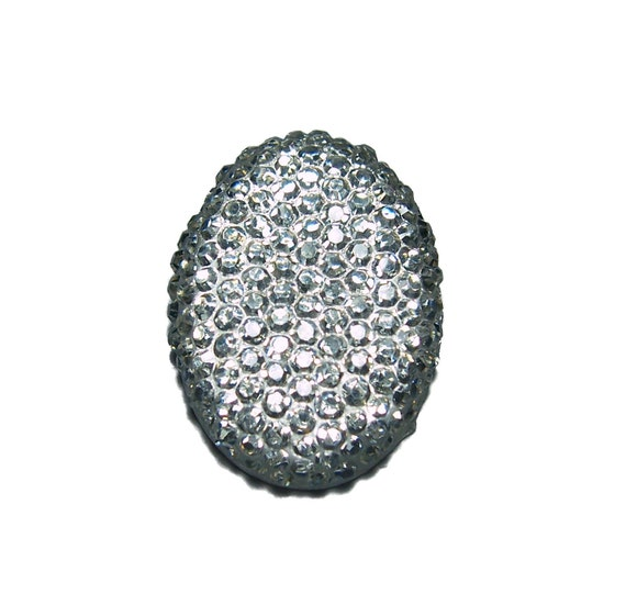 Oval cabochon 18x25mm-Bellas Ring