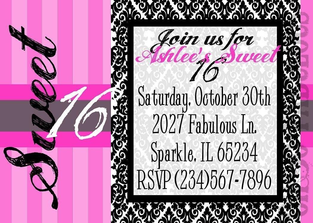 Free Birthday Invitation Maker is beautiful invitation design