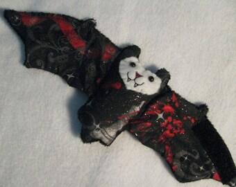 Twilight Bat Cup Sleeve/Stuffed Animal/Coffee Cozie