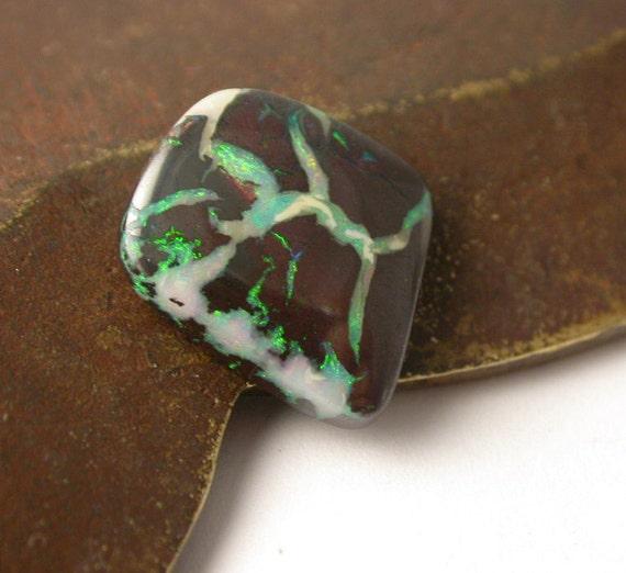 Custom Jewelry - Koroit Boulder Opal Cabochon - MANY Unique Design Choices