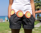 Perfect circles belt Christmas in July SALE