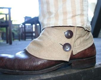 Original Camelhair Wool Spats