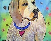 Custom Cat or Dog Personalized Pet Portrait