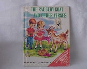 The Raggedy Goat and Other Verses Start Right Elf Book 1967