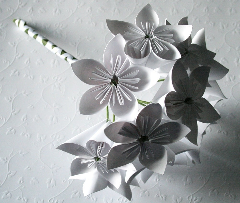 How to make origami kusudama flower bouquet this easy origami kusudama would kusudama make to how origami flower bouquet you izmirmasajfo Gallery