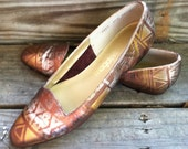 Metallic Tribal - Vintage California Magdesians