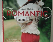 Romantic Hand Knits (Hardcover) -- FREE SHIPPING (U.S. only please)