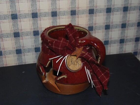 Star Pottery Mug