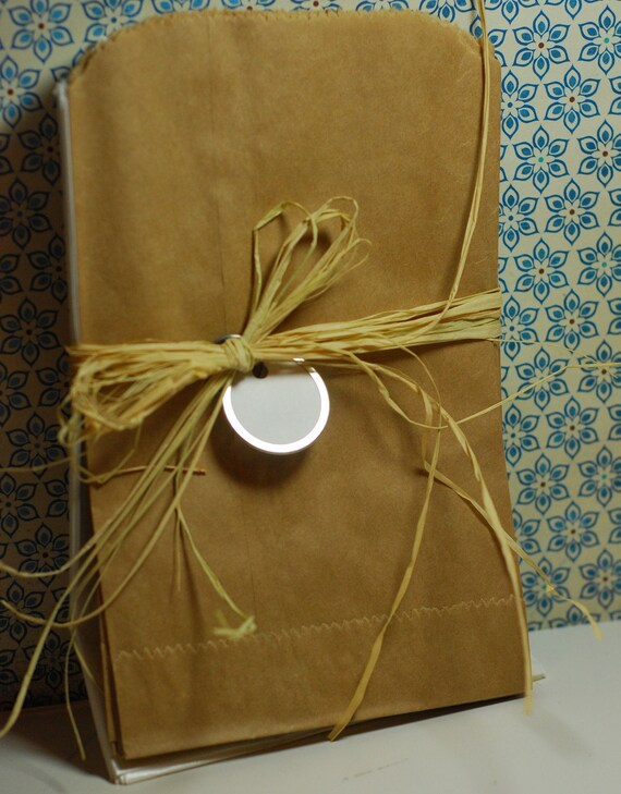 brown paper sacks and glassine bags set by kabrown63 on etsy