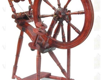 Kromski Prelude Spinning Wheel - Ships Free