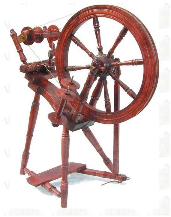 kromski prelude spinning wheel ships free. Black Bedroom Furniture Sets. Home Design Ideas