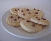 Chocolate Chip Cookie Children\/Kids Goats Milk Soap