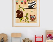 NEW A3 Size: Happy Tree Friends Collage Poster Print